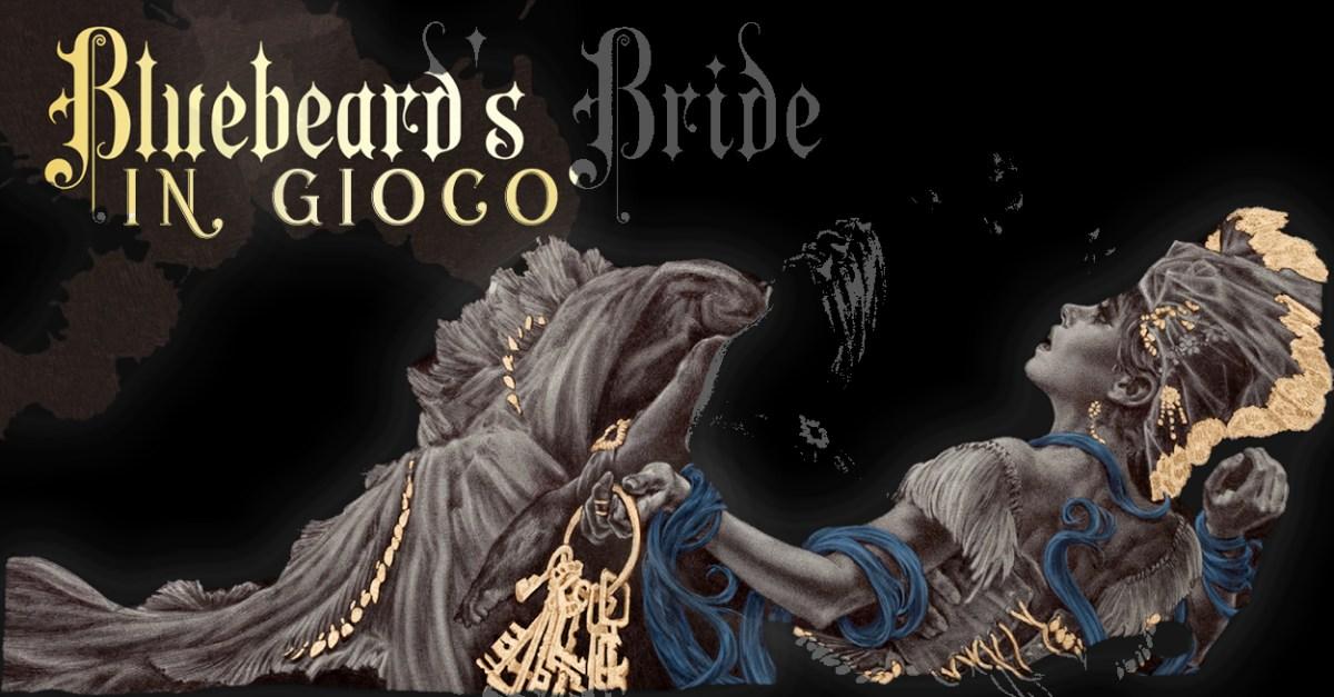 Bluebeard's Bride Cover Storie di Ruolo 2