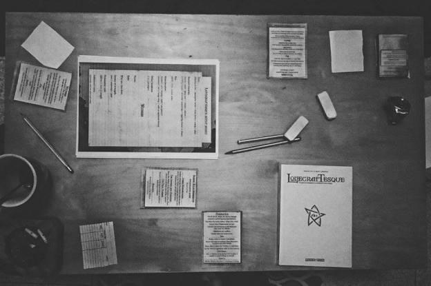 Lovecraftesque Materiali di Gioco Tavolo