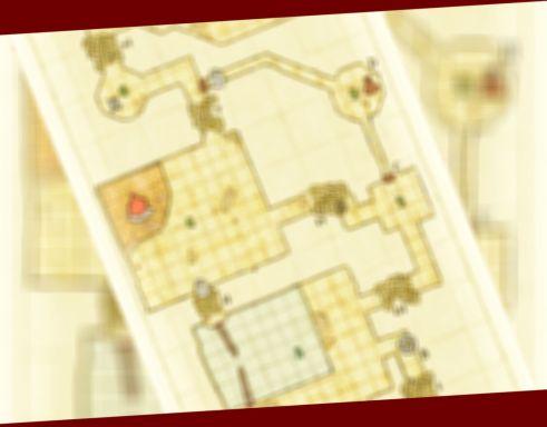 Mappa Nella Tana del Ratto 5a Edizione Storie di Ruolo