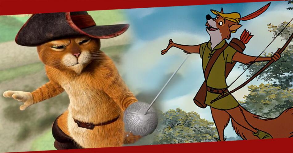 Zampalesta Scarmiglione della Malapena Storie di Ruolo Le Cronache di Catusia Gatto con Gli Stivali Robin Hood