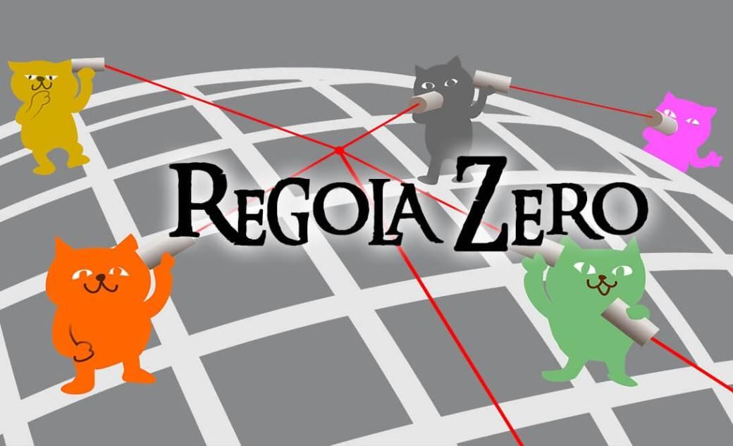 Regola Zero Cover