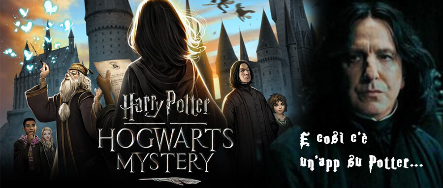 Harry Potter Hogwarts Mystery App Storie di Ruolo