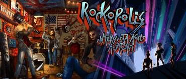 Intervista agli Autori di Rockopolis, Giochi di Ruolo ora su Kickstarter, Copertina
