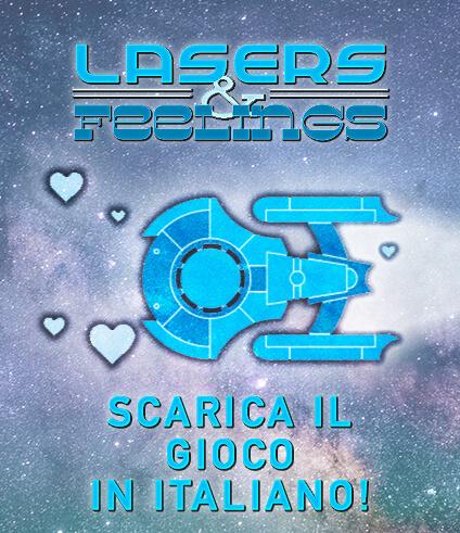 SCARICA Laser & Feelings il Gioco di Ruolo Spaziale di John Harper Edizione Italiana Storie di Ruolo (1)