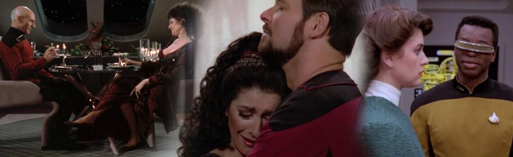 Star Trek San Valentino Episodi Romantici Storie di Ruolo Gioco di Ruolo Laser & Feelings (1)