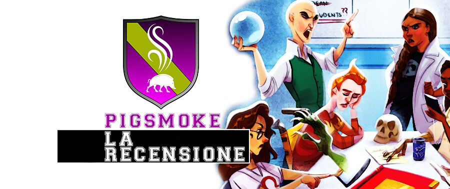 Pigsmoke Recensione Space Orange 42 Storie di Ruolo Powered by the Apocalypse