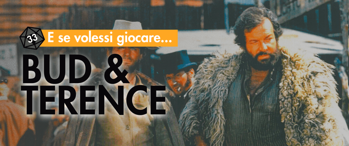 Bud Spencer e Terence Hill Cover