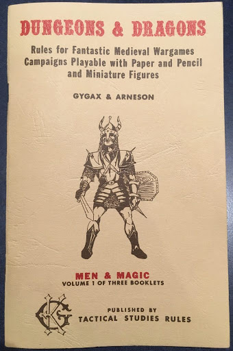 Dungeons & Dragons Origini Storie di Ruolo 5a Edizione Men & magic
