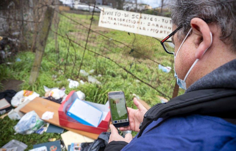 L'Associazione V.IN.CI. e il monitoraggio ambientale del territorio