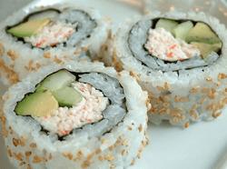 La ricetta degli Uramaki involtini di alghe e riso  StoriEnogastronomicheit