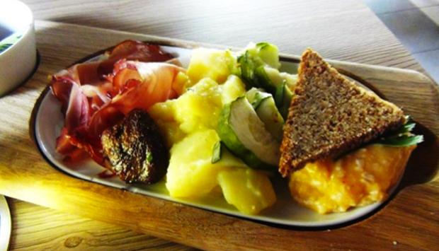 Ristorante della Germania a Expo sorprende la vera cucina tedesca  StoriEnogastronomicheit