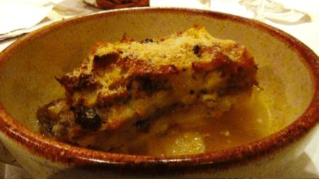 Alla Trattoria 2 Mori di Treviso i piatti tipici della Marca