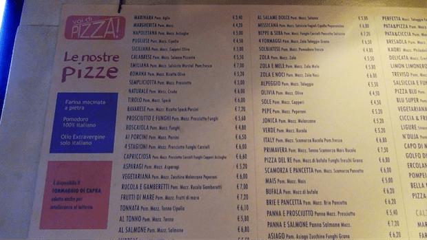La migliore pizza da asporto dItalia Vai di Pizza