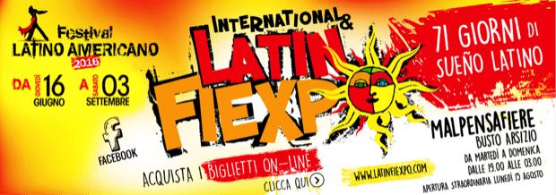 Latinfiexpo a Malpensa Fiere festa della cucina sudamericana