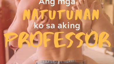 Ang Mga Natutunan Ko Sa Aking Professor