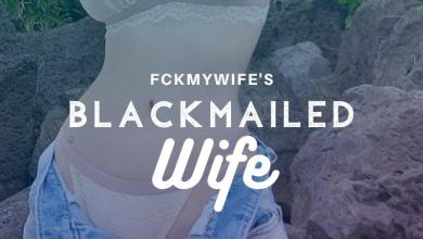 Blackmailed Wife