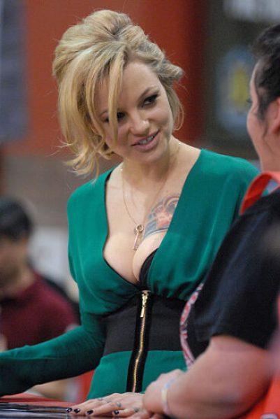 Belladonna at the AVN awards