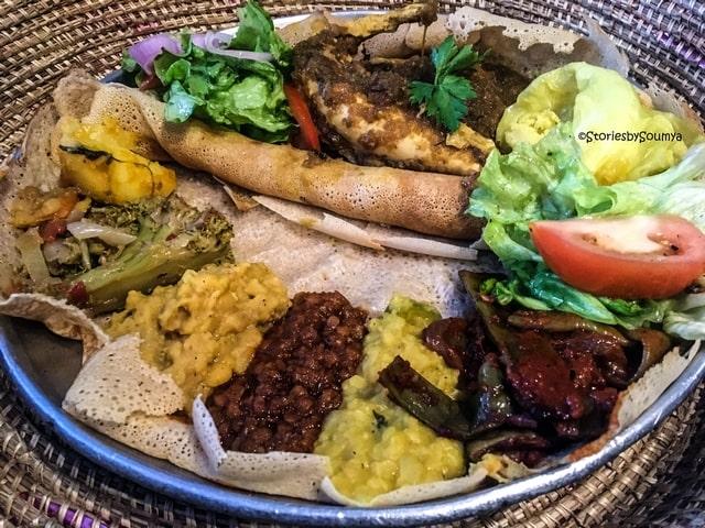 Ethiopian Cultural Food - What It Entails - STORIES BY SOUMYA