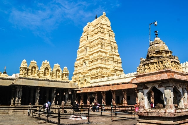 Virupaksha Temple of Hampi | Stories by Soumya