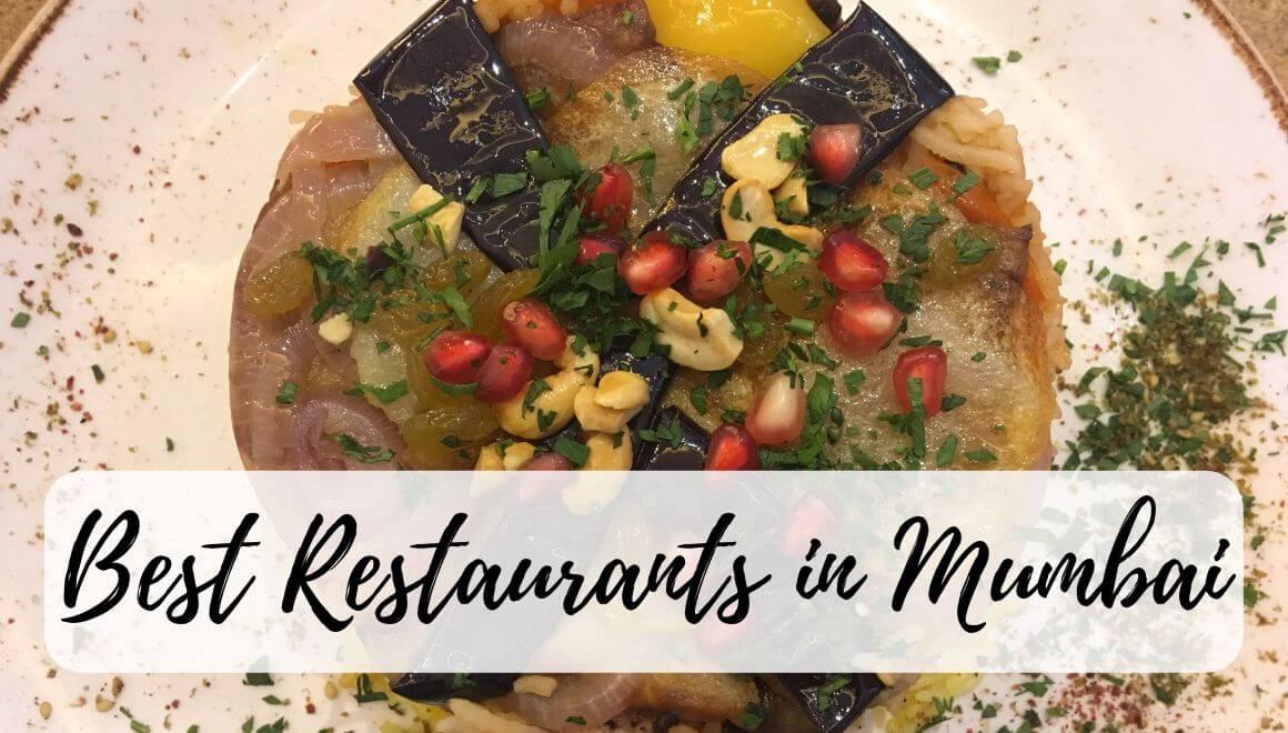 8 Best Restaurants In Mumbai For Authentic International Cuisine - STORIES BY SOUMYA