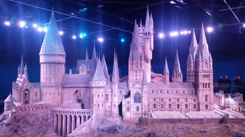 Harry Potter Studio Tour London Hogwarts