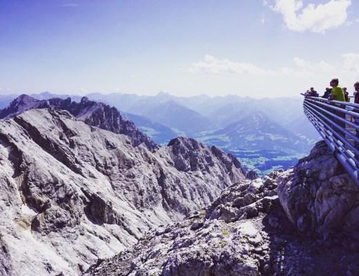 Reisebericht Hoher Dachstein in den österreichischen Alpen