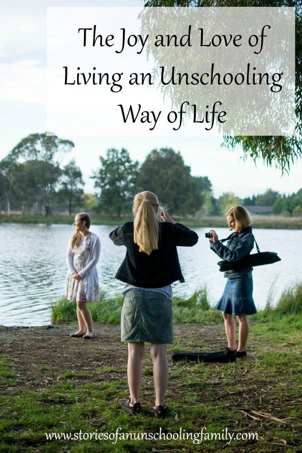 Thejoyandloveoflivinganunschoolingwayoflife-1