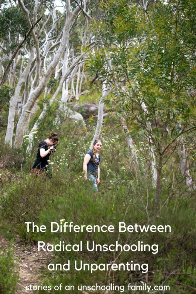 the-difference-between-radical-unschooling-and-unparenting
