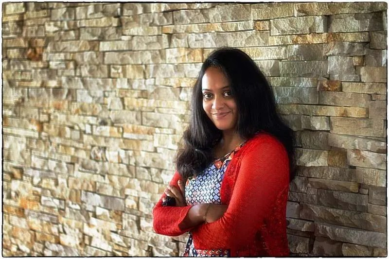 anuja-chandramouli-author