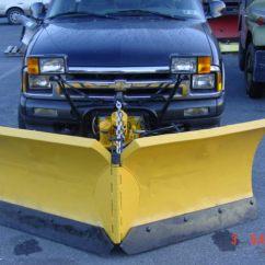 Boss Snow Plows Wiring Diagram Bathroom Fan Light Heater Plow # 1246 Custom V On Meyer Pump Small Blaser S10 Truck / Service Manual Library