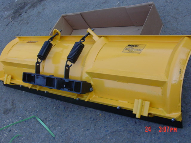 Meyer E47com Meyer E47 Snow Plow Pump Information Parts Diagrams