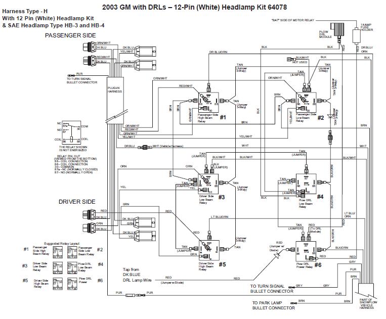 myers snow plow wiring snow free printable wiring diagrams