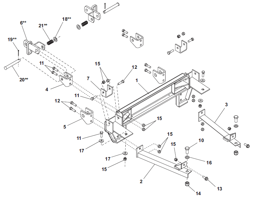 Hiniker Snow Plow Diagram, Hiniker, Free Engine Image For