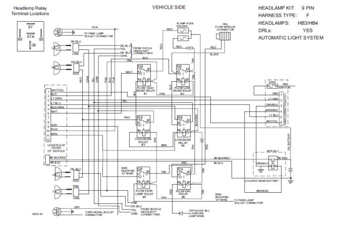 diagram chevy western unimount wiring diagram full hd