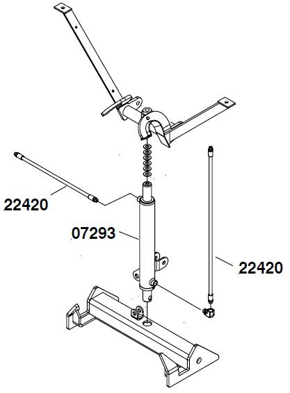 New Orrignal Meyer Xpress Cylinder