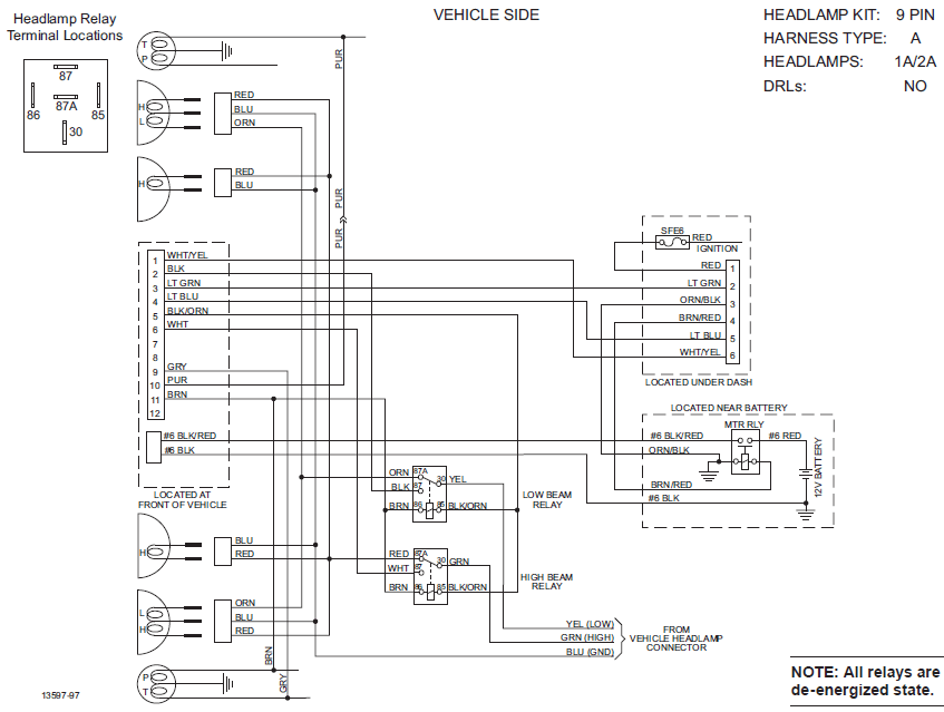 Western Wiring Unimount 1a 2a