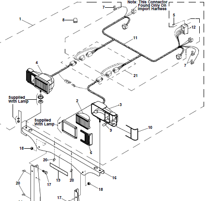 Blizzard Snow Plows Wiring Light : 32 Wiring Diagram