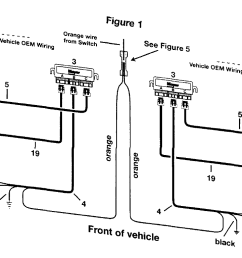 boss snow plow wiring harness installation wiring diagram schematic plow light wiring harness [ 1495 x 769 Pixel ]