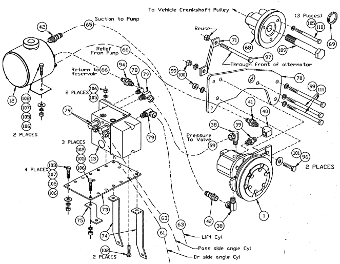 Western Unimount Wiring Diagram Chevy Hb3 Hb4. Chevy. Auto