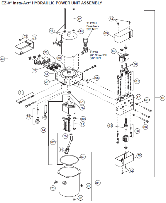 Meyer E47 Snow Plow Pump Wiring Diagram, Meyer, Get Free