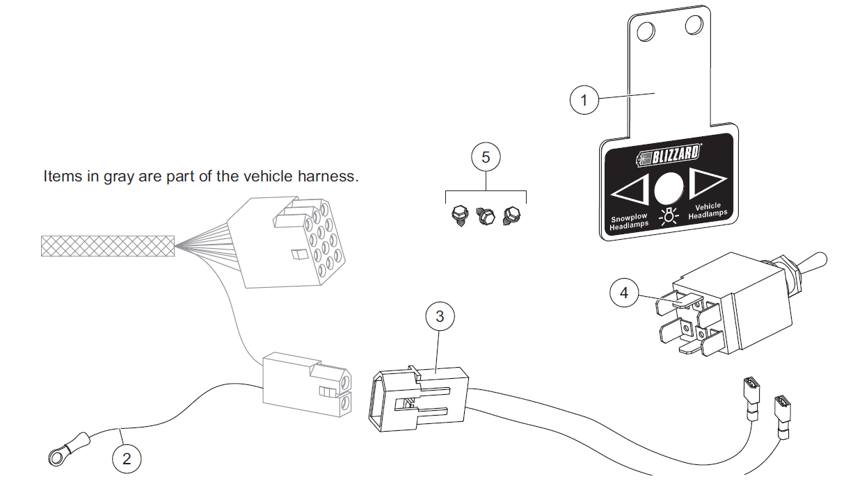 wiring a replacement light switch