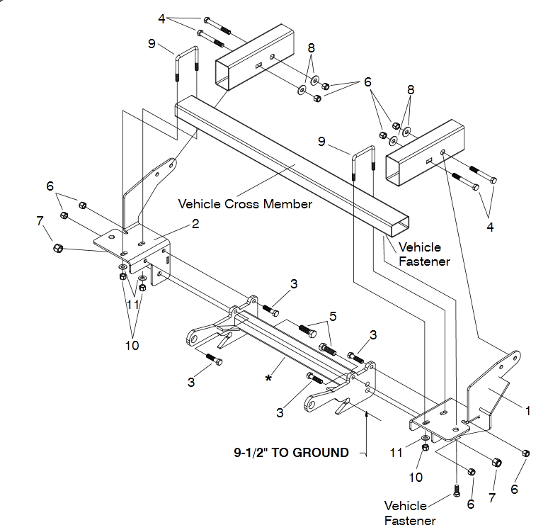 hiniker plow wiring installation instructions
