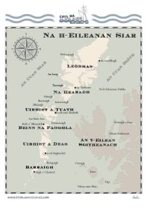 Map - Western Isles