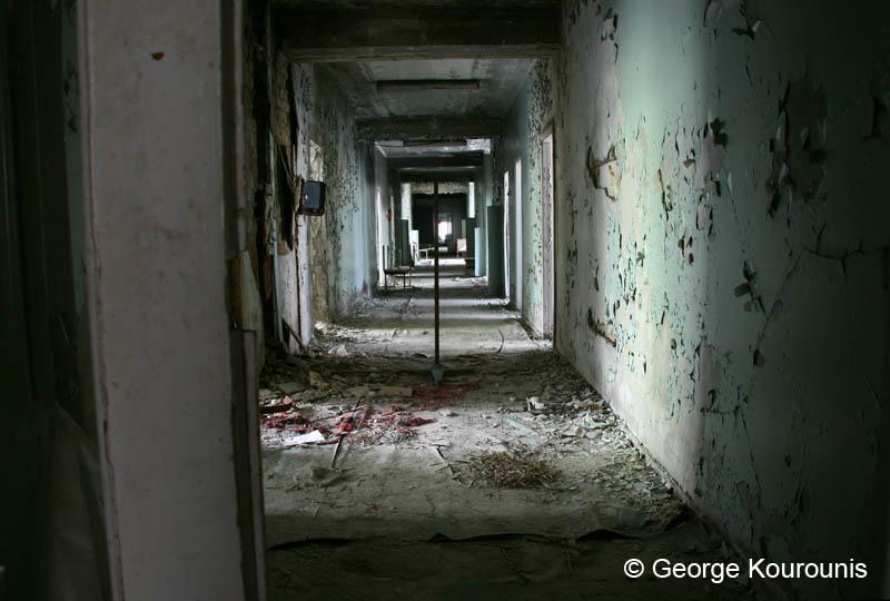 Chernobyl Nuclear Power Plant Disaster  Ukraine