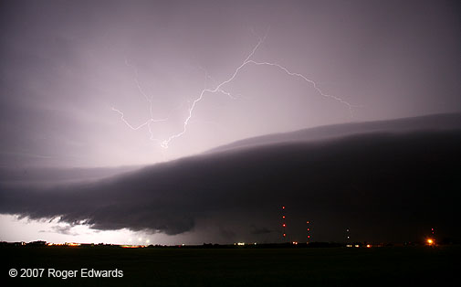 Visual Splendor By Day And Night Storms Observed
