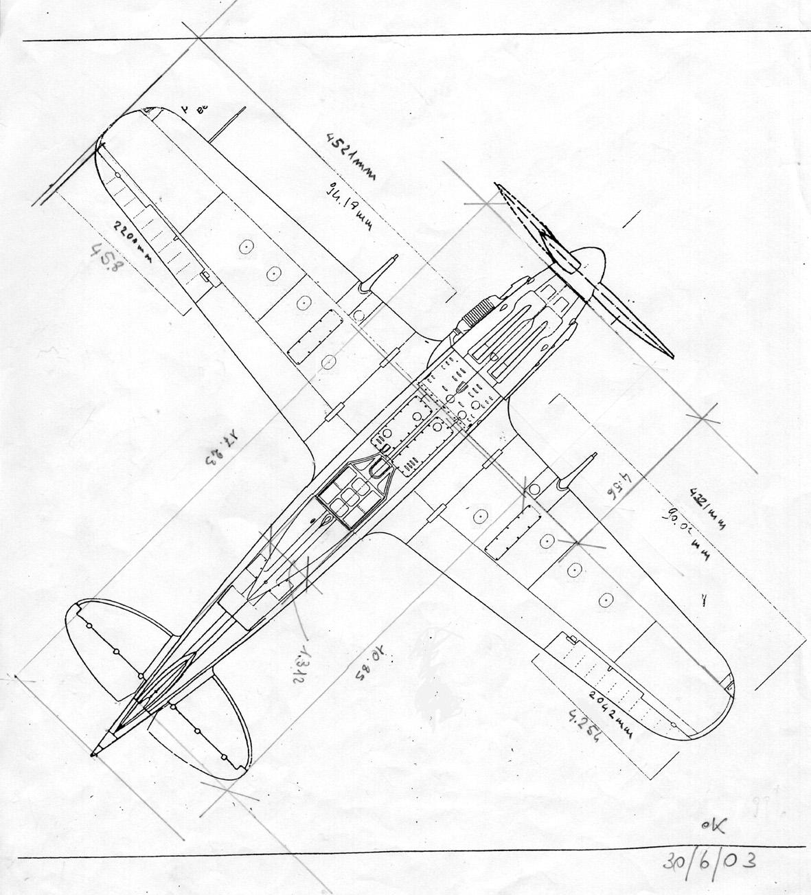 Stormo Tauro 1 48 Macchi C 205 Veltro