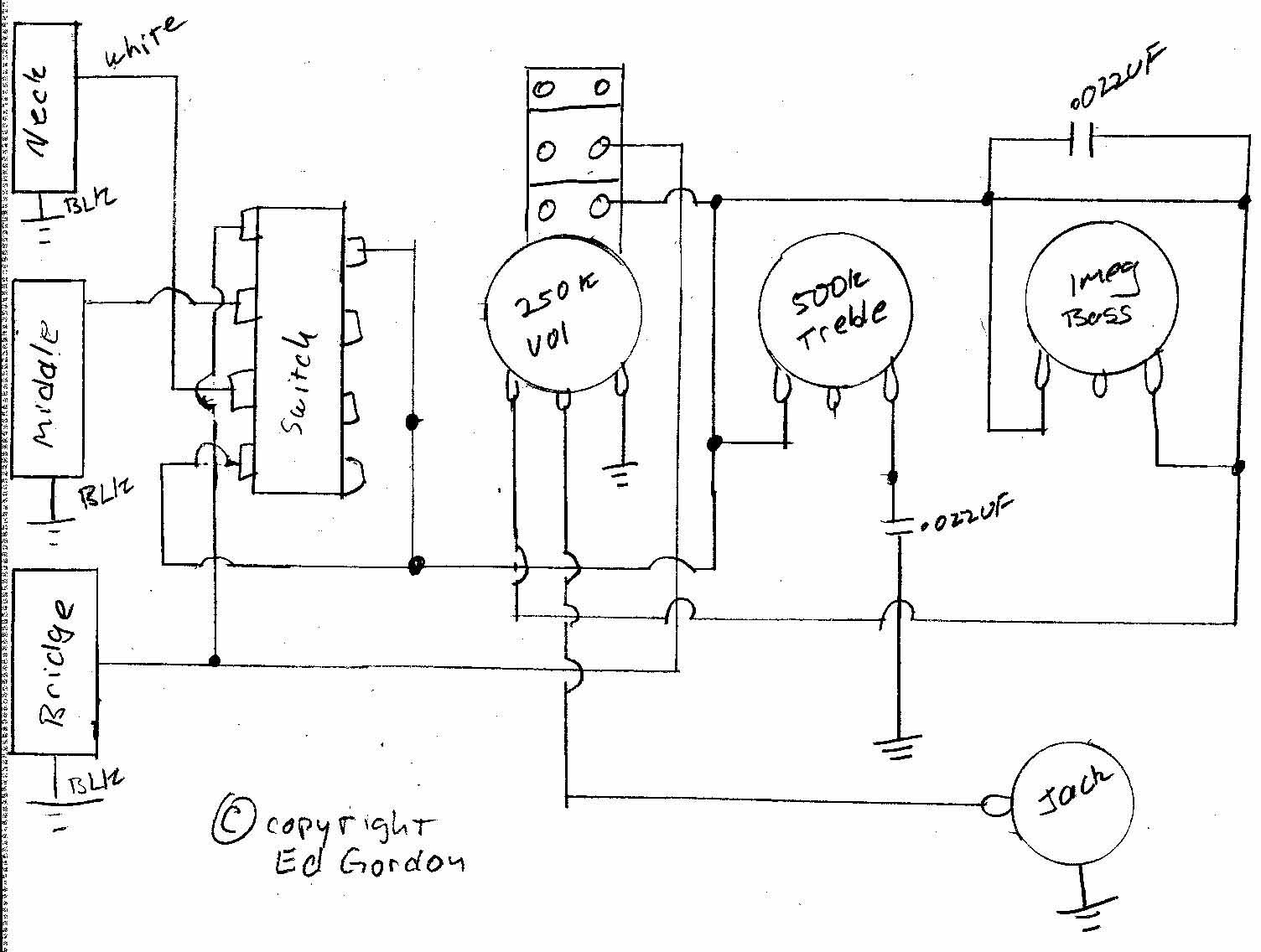 rothstein guitars u2022 serious tone for the serious player gl ptb Jackson Wiring Diagrams g l guitar wiring diagram