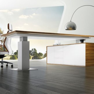 Height Adjustable Desks & Workstations