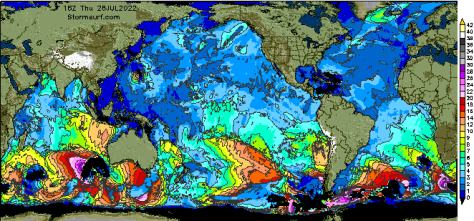 Stormsurf.com Map