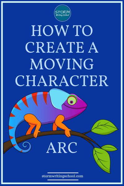 Learn the essentials for moving character arcs (aka internal plots).